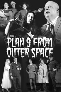 Plano 9 do Espaço Sideral - Poster / Capa / Cartaz - Oficial 14