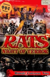 Ratos - A Noite do Terror - Poster / Capa / Cartaz - Oficial 4