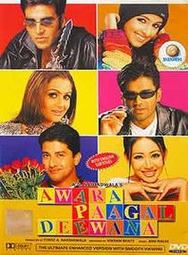Awara Paagal Deewana - Poster / Capa / Cartaz - Oficial 2