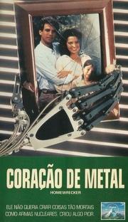 Coração de Metal  - Poster / Capa / Cartaz - Oficial 2