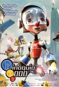 Pinóquio 3000 - Poster / Capa / Cartaz - Oficial 1