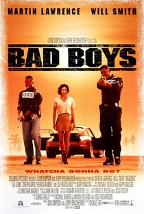 Os Bad Boys - Poster / Capa / Cartaz - Oficial 1