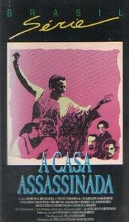 A Casa Assassinada - Poster / Capa / Cartaz - Oficial 2