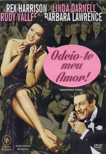 Odeio-te, Meu Amor - Poster / Capa / Cartaz - Oficial 3