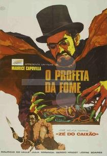 O Profeta da Fome - Poster / Capa / Cartaz - Oficial 2