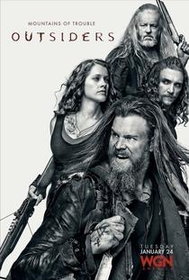 Outsiders (2ª temporada) - Poster / Capa / Cartaz - Oficial 1