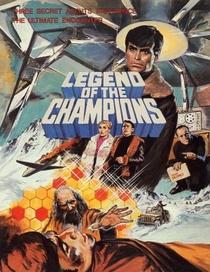 A Lenda dos Campeões - Poster / Capa / Cartaz - Oficial 1