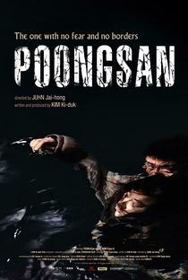 Poongsan - Poster / Capa / Cartaz - Oficial 2