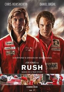 Rush: No Limite da Emoção - Poster / Capa / Cartaz - Oficial 2
