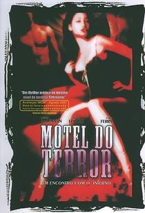 Motel do Terror - Poster / Capa / Cartaz - Oficial 2