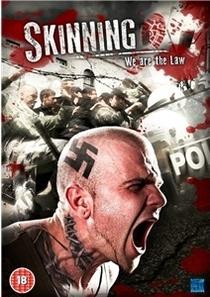 Skinning - Poster / Capa / Cartaz - Oficial 2