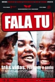Fala Tu - Poster / Capa / Cartaz - Oficial 1