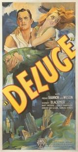Deluge - Poster / Capa / Cartaz - Oficial 1