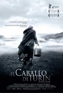 O Cavalo de Turim - Poster / Capa / Cartaz - Oficial 4