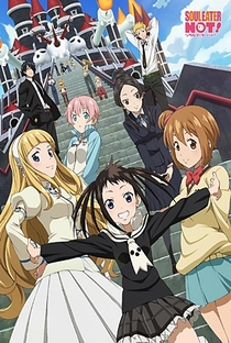 Soul Eater Not! - Poster / Capa / Cartaz - Oficial 1