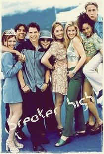Breaker High (1ª Temporada) - Poster / Capa / Cartaz - Oficial 1