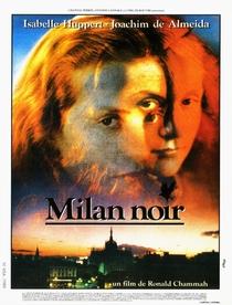 Milan noir - Poster / Capa / Cartaz - Oficial 1