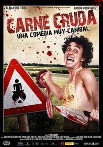 Carne Crua - Poster / Capa / Cartaz - Oficial 2