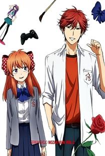 Gekkan Shoujo Nozaki-kun - Poster / Capa / Cartaz - Oficial 6