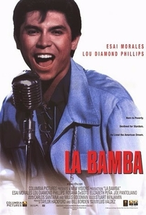 La Bamba - Poster / Capa / Cartaz - Oficial 3