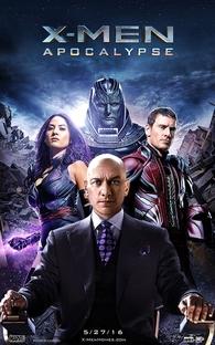 X-Men: Apocalipse - Poster / Capa / Cartaz - Oficial 25