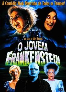 O Jovem Frankenstein - Poster / Capa / Cartaz - Oficial 4