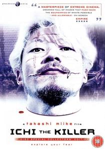 Ichi - O Assassino - Poster / Capa / Cartaz - Oficial 19