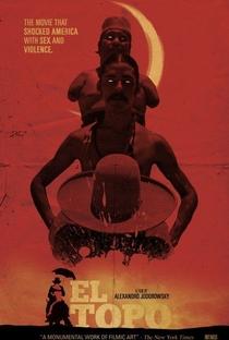 El Topo - Poster / Capa / Cartaz - Oficial 10