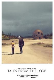 Contos do Loop (1ª Temporada) - Poster / Capa / Cartaz - Oficial 1