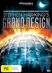 Stephen Hawking's Grand Design - Poster / Capa / Cartaz - Oficial 1