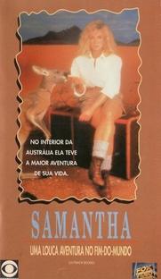Samantha - Uma Louca Aventura no Fim do Mundo - Poster / Capa / Cartaz - Oficial 1