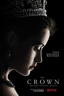 The Crown (1ª Temporada) - Poster / Capa / Cartaz - Oficial 1