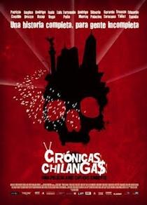 Crônicas mexicanas - Poster / Capa / Cartaz - Oficial 1