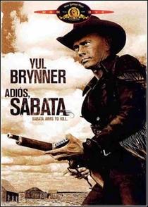 Sabata Adeus - Poster / Capa / Cartaz - Oficial 2