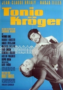 Tonio Kröger - Poster / Capa / Cartaz - Oficial 1