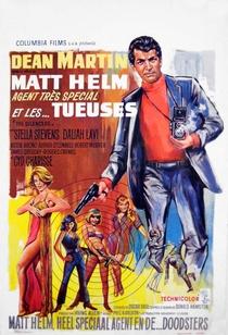 O Agente Secreto Matt Helm - Poster / Capa / Cartaz - Oficial 6
