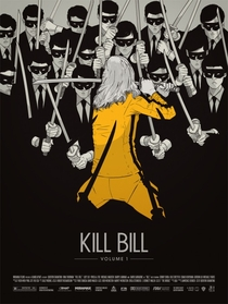Kill Bill: Volume 1 - Poster / Capa / Cartaz - Oficial 16
