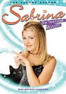 Sabrina, a Aprendiz de Feiticeira (2ª Temporada) - Poster / Capa / Cartaz - Oficial 1