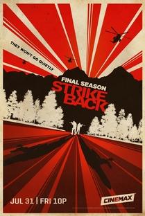 Strike Back (5ª Temporada) - Poster / Capa / Cartaz - Oficial 1