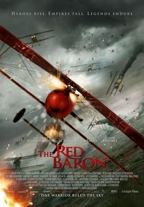 O Barão Vermelho - Poster / Capa / Cartaz - Oficial 3