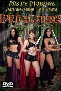 The Lord of the G-Strings: The Femaleship of the String - Poster / Capa / Cartaz - Oficial 1