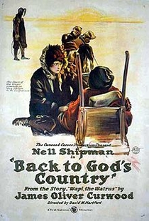Back to God's Country - Poster / Capa / Cartaz - Oficial 1