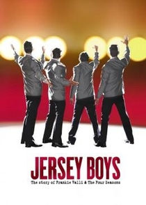 Jersey Boys - Em Busca da Música - Poster / Capa / Cartaz - Oficial 3