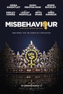 Misbehaviour - Poster / Capa / Cartaz - Oficial 2
