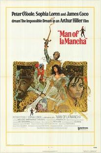 O Homem de La Mancha - Poster / Capa / Cartaz - Oficial 2