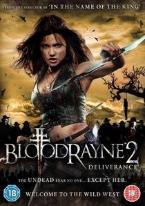 BloodRayne 2 - Libertação - Poster / Capa / Cartaz - Oficial 2