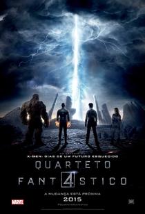 Quarteto Fantástico - Poster / Capa / Cartaz - Oficial 2