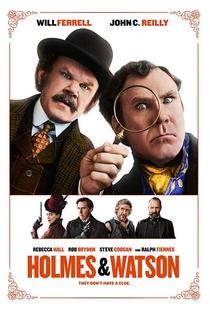 Holmes & Watson - Poster / Capa / Cartaz - Oficial 6