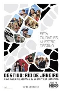 Destino: Rio de Janeiro - Poster / Capa / Cartaz - Oficial 1