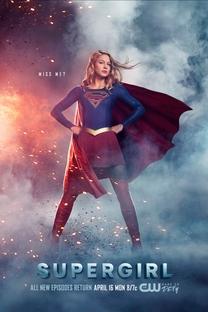 Supergirl (3ª Temporada) - Poster / Capa / Cartaz - Oficial 3